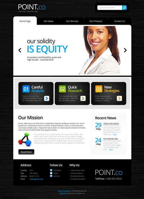 jquery html template jquery slider web template template