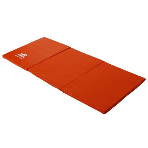 thick folding panel gymnastics mat fitness exercise