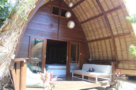 rumah sasak lombok bali wood house