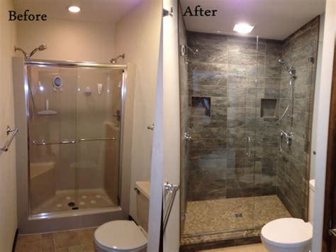 Before And After Shower by Contact Orlando Handy