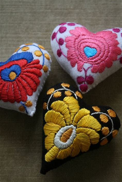 Handmade Pincushions - 17 best images about hungarian folk on