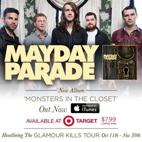 Monsters In The Closet Mayday Parade by 17 Best Images About Mayday Parade On Vinyls