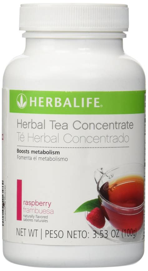 Herbalife Detox Tea by Herbalife Aloe Concentrate Mango Flavor