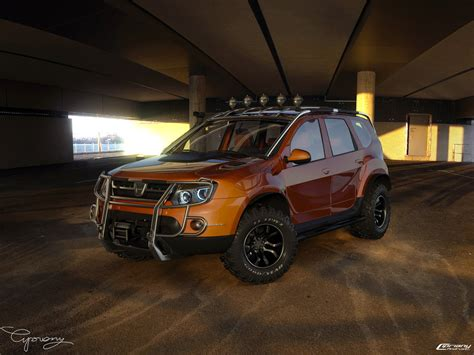 renault duster 4x4 renault duster off road