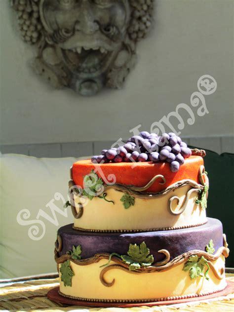Wedding Cake Harvest by Harvest Wedding Cake Cakecentral