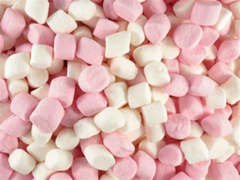 Mini Marshmallows tuck haribo pink white mini marshmallow per 100g