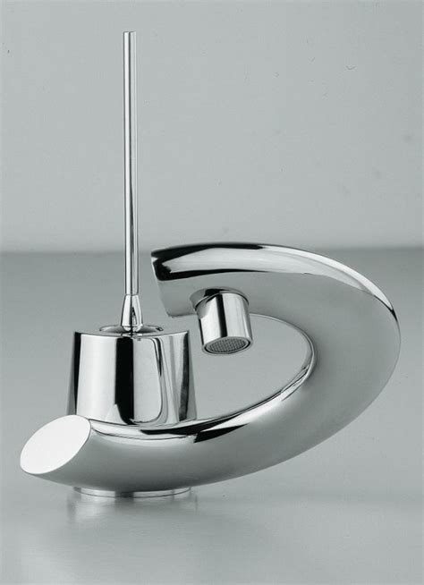 modern bathroom faucets with curved levers embrace modern bathroom faucets with curved levers embrace