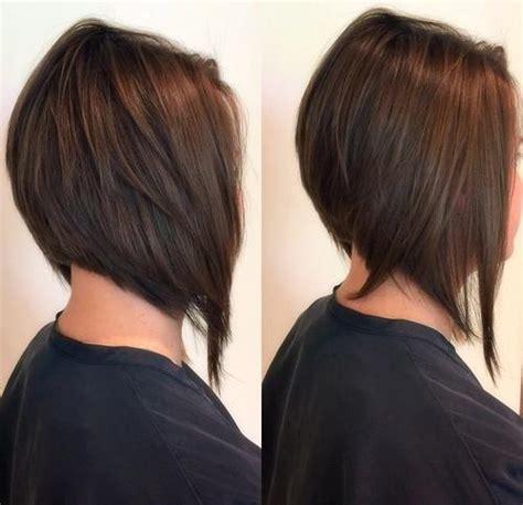 30 Beautiful and Classy Graduated Bob Haircuts
