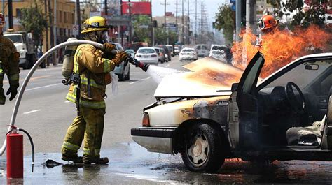 Car Fire: What to Do if It Happens to You ? State Farm®
