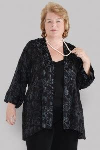 Fashion Tips For Mid Age Plus Size   early youtube video of our first middle age plus size