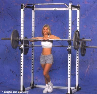 discount yukon fitness power rack with base free