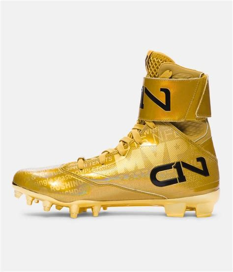 gold football shoes s c1n mvp cleats limited edition football cleat