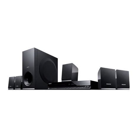 Home Theater System by Sony Dav Tz140 5 1ch Dvd Home Theatre System Mch Rewards