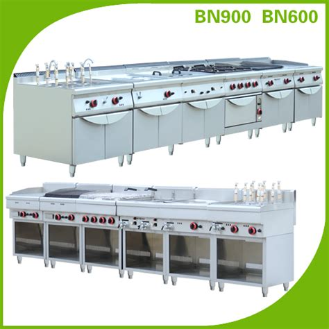 Buy Second Kitchen Equipment by Factory Stainless Steel Fast Food Restaurant Equipment