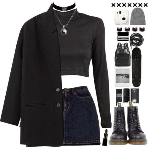cute grunge fashion outfit ideas    season