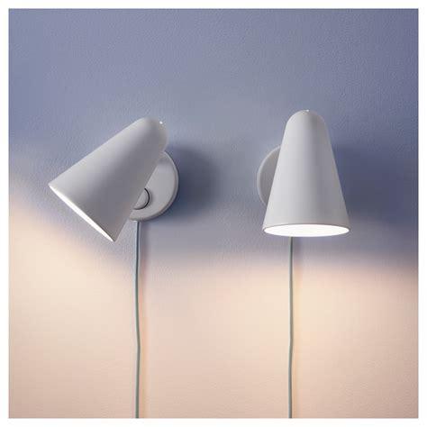 Ikea Wall Light Fixtures Fubbla Wall L White Ikea