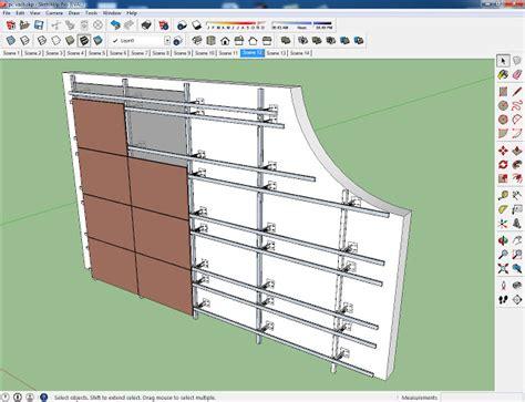 zoom trong layout layout autocad sự kết hợp ho 224 n hảo với sketchup trang