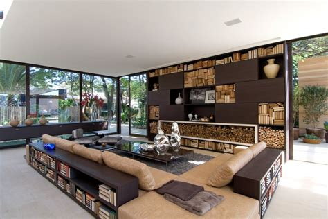 modern home interior brazil most beautiful houses world
