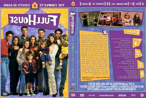 full house season 8 photo full house dvd
