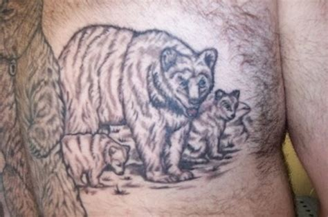 tattoo ideas bear bear tattoo designs zentrader