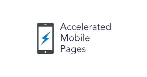 mobile pages accelerated mobile pages update wp handleiding