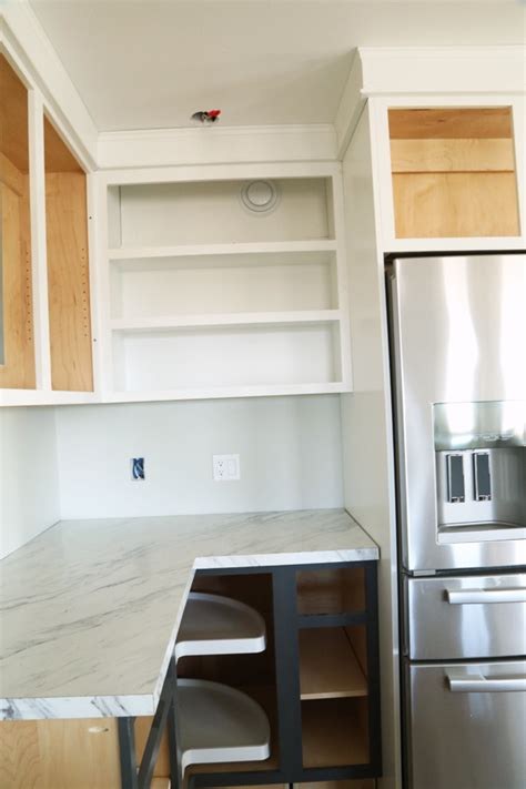 Wall To Wall Cupboards - white open wall cabinet 36 quot wide x 30 quot diy