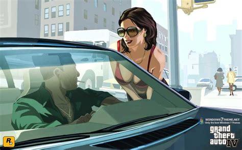 Auto Logo Windows 7 by Grand Theft Auto Windows 7 Theme Windows
