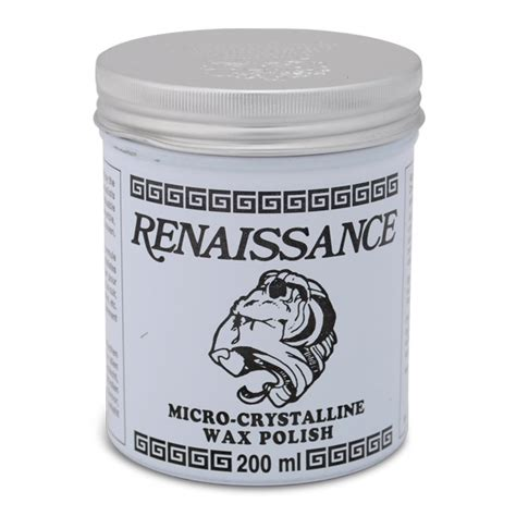 renaissance wax renaissance wax 200 ml 7 oz can