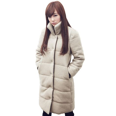 Cheap Quilted Coats by Cheap Winter Coats Womens Quilted Coat Korean Winter