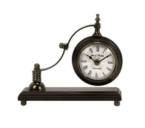 unique desk clocks desk clock clock and unique desks on pinterest