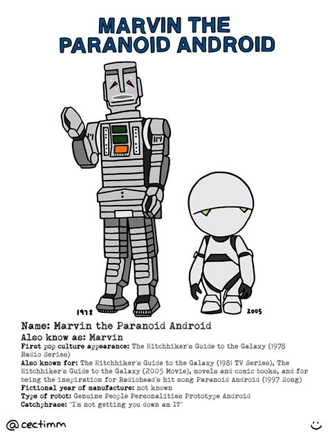 marvin the paranoid android quotes marvin the paranoid android 28 images marvin the paranoid android don t talk to me marvin