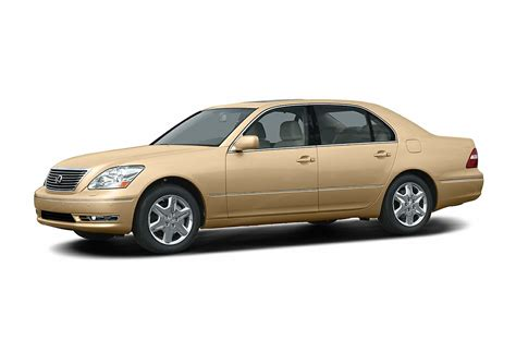 lexus ls 430 price lexus ls 430 prices reviews and new model information
