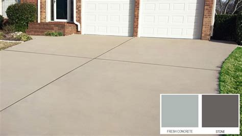 decorative concrete to enhance your home style all decorative concrete driveways to enhance your home