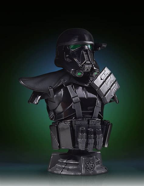 Gentle Wars Trooper Classic Bust rogue one a wars story trooper specialist