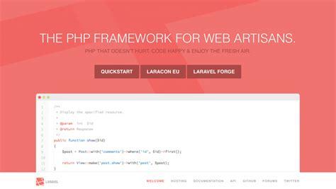 how to install laravel 5 php framework with nginx on list of best php frameworks for developers