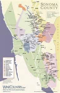 map of sonoma county california best 25 napa valley map ideas on sonoma