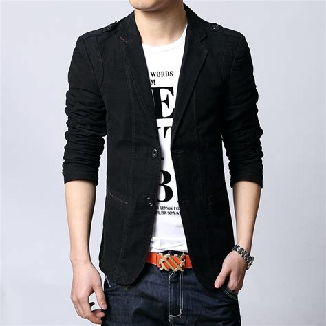 Blazer Casual Casual Blazer For