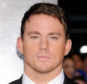 channing tatum eye color with true green their