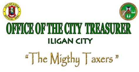 City Treasurer S Office by City Treasurer S Office Department Highlights Iligan