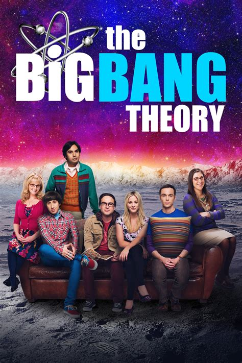the bid theory the big theory tv series 2007 posters the