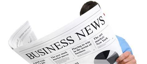 news business news