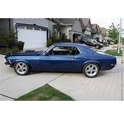 70 Mustang Coupe