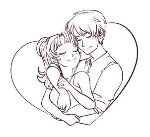 Sketch Furniture Lets You Draw A Then Nap On It by How To Draw Anime Couples Step By Step Anime