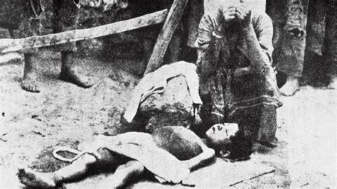 ottoman turkey genocide q a armenian genocide dispute bbc news