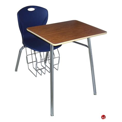 School Chair Desk Combo by Object Moved