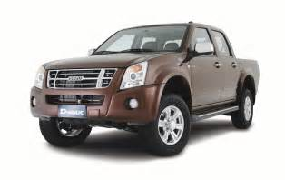 Isuzu D Max Auto The 2012 Isuzu D Max Far East Goes