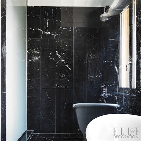 black marble bathroom bathroom decoration ideas elle decoration uk