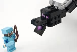 Rebrickable review 21117 minecraft the ender dragon