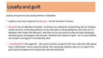 themes of madness in macbeth macbeth themes ambition superstition an loyalty by