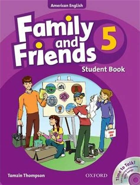 family and friends american edition 5 student book student cd pack naomi simmons